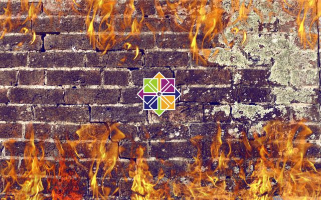 Image for Drop All – Accept few custom FirewallD zone on Centos 7